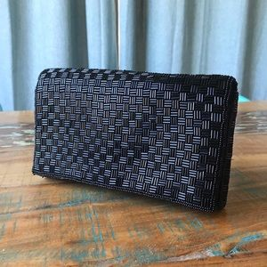 La Regale Beaded Clutch